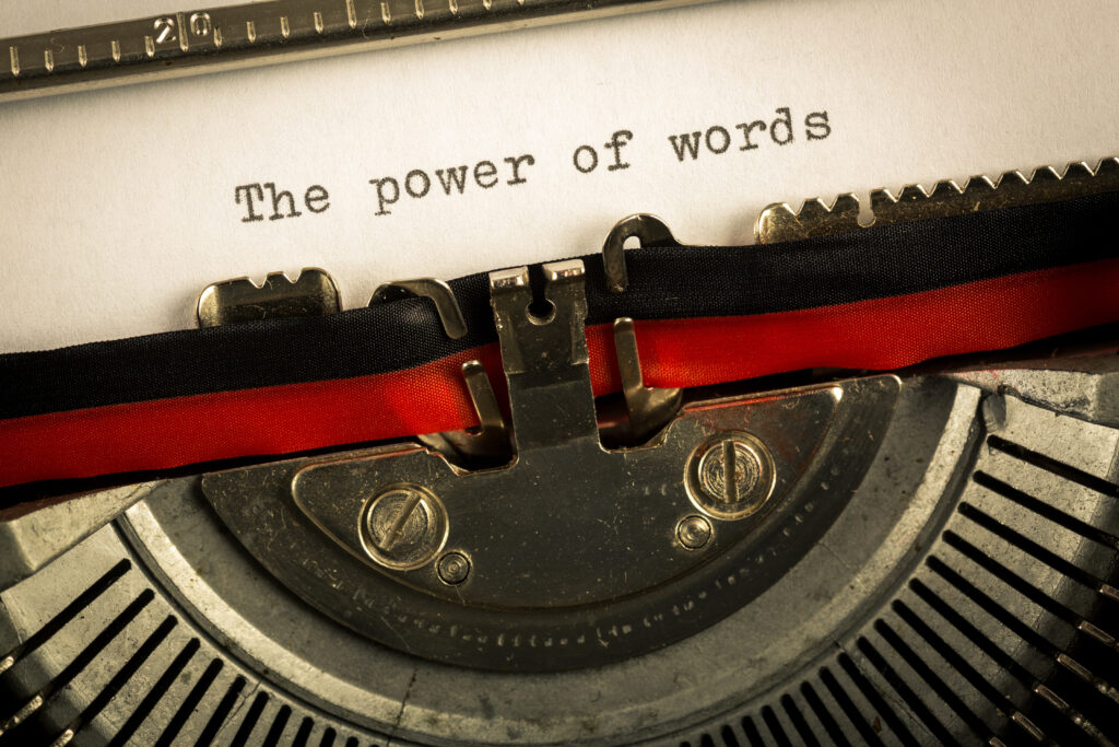 CopyWriting - The Power of Words