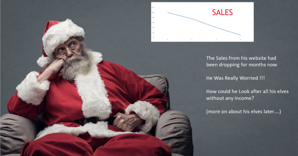Santa Had an SEO Problem