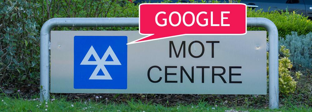 Google MOT Centre