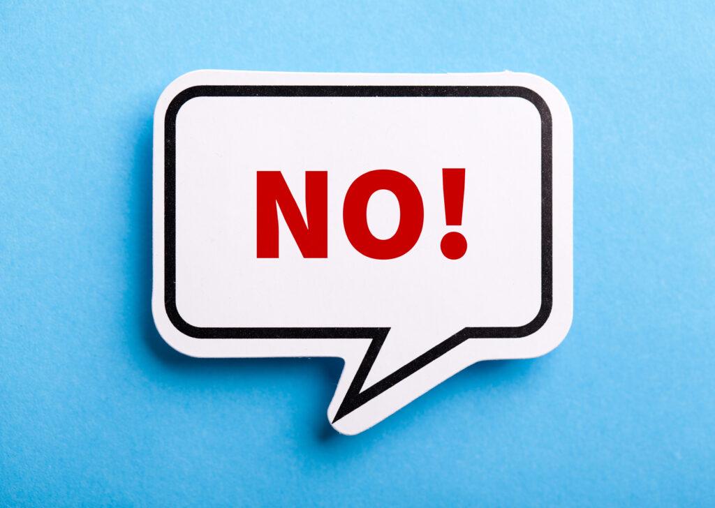 Say NO to Brochure Websites