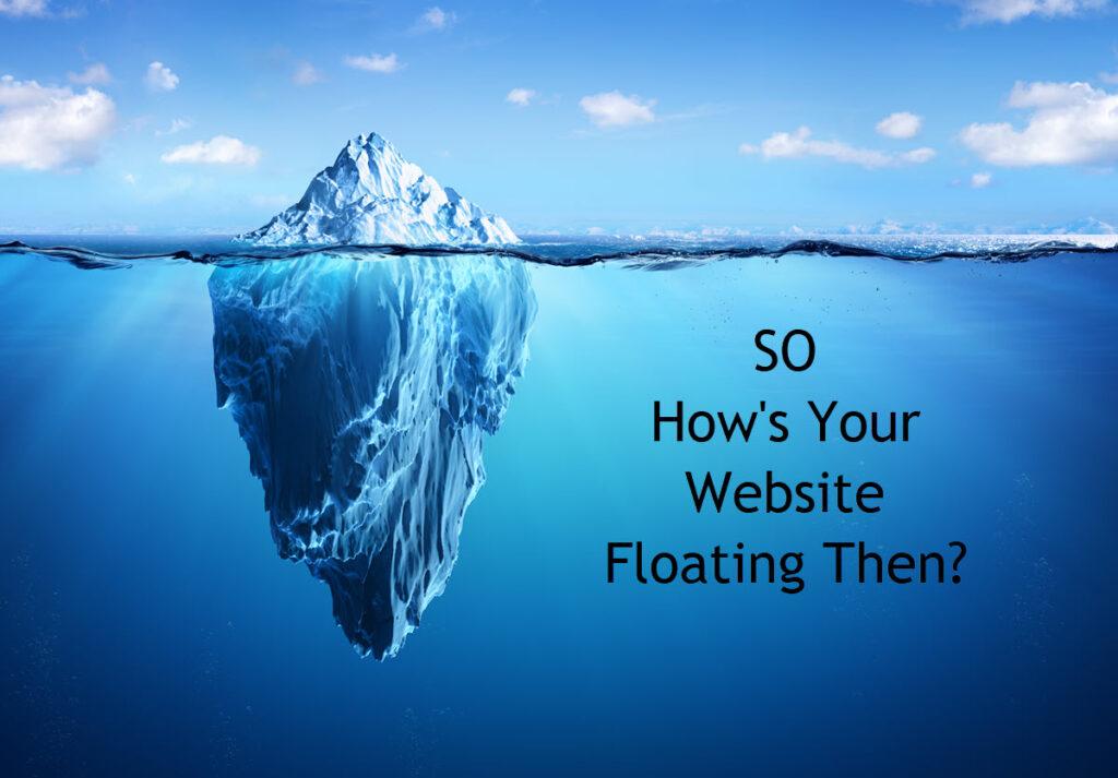 Google and the Iceberg Principle